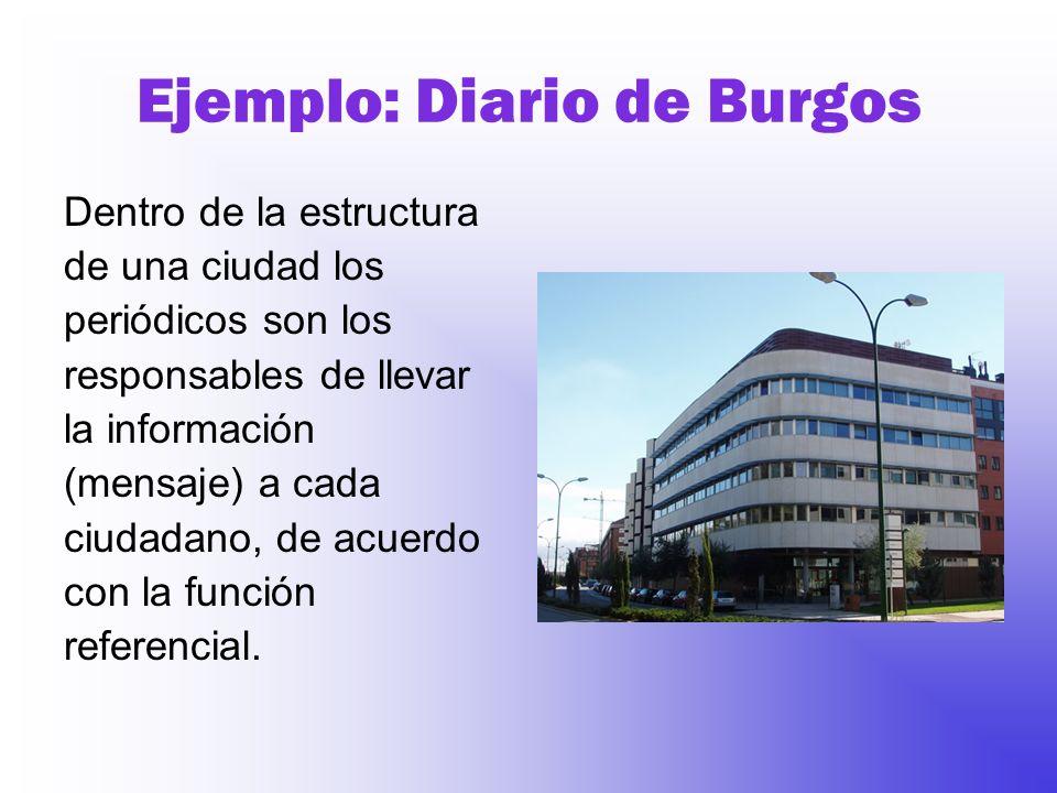 Ejemplo: Diario de Burgos
