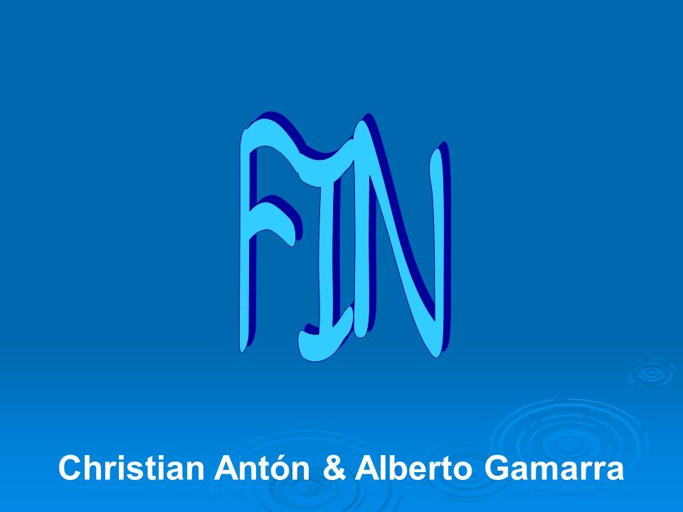 Christian Antón & Alberto Gamarra