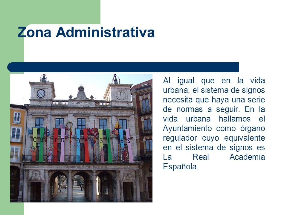 Zona Administrativa