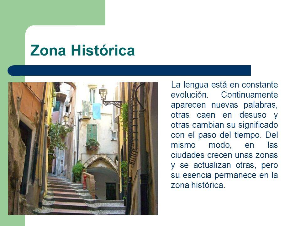 Zona Histórica