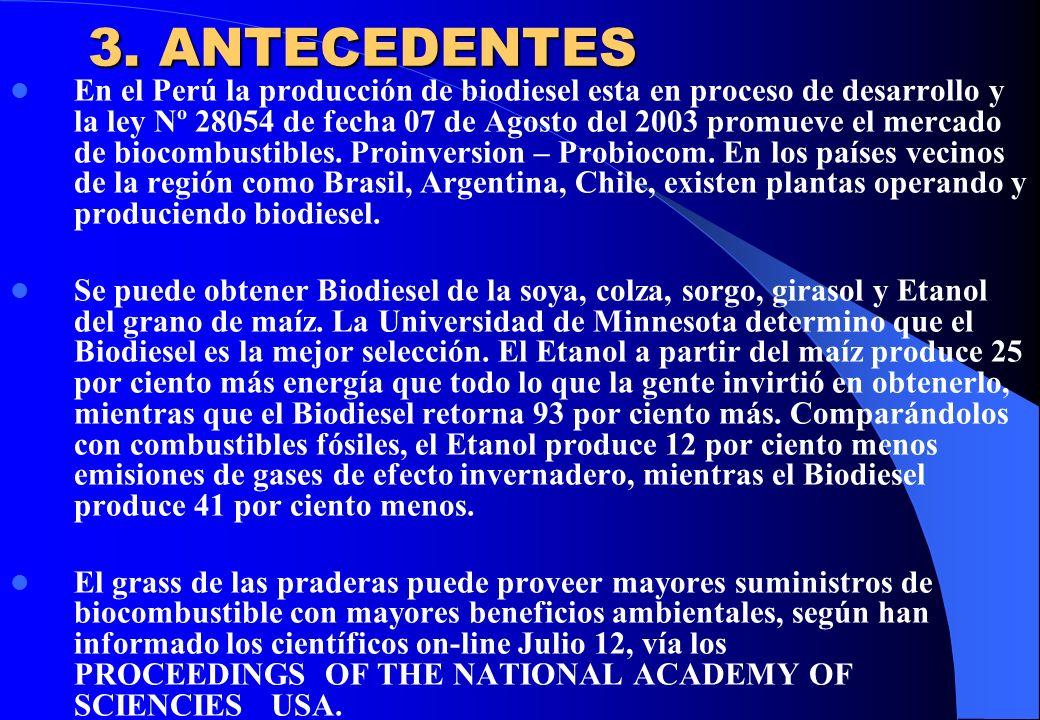 3. ANTECEDENTES