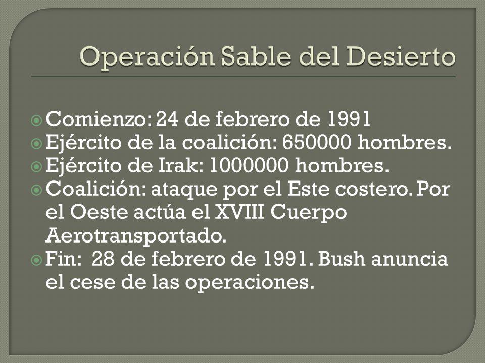 Operación Sable del Desierto