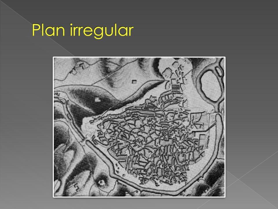 Plan irregular