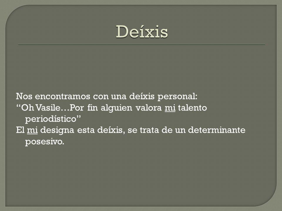 Deíxis