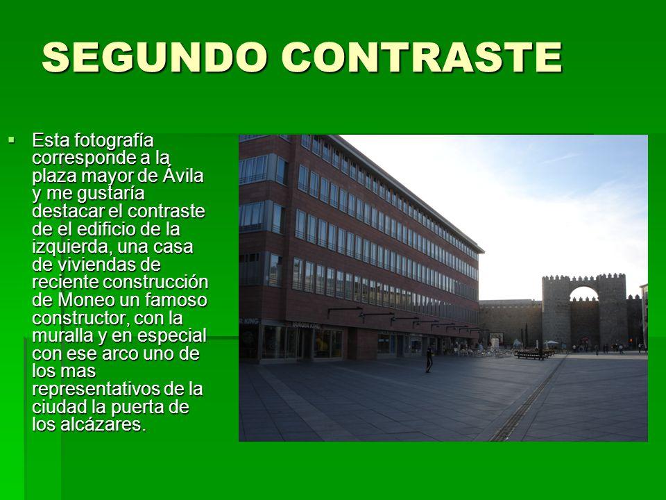 SEGUNDO CONTRASTE
