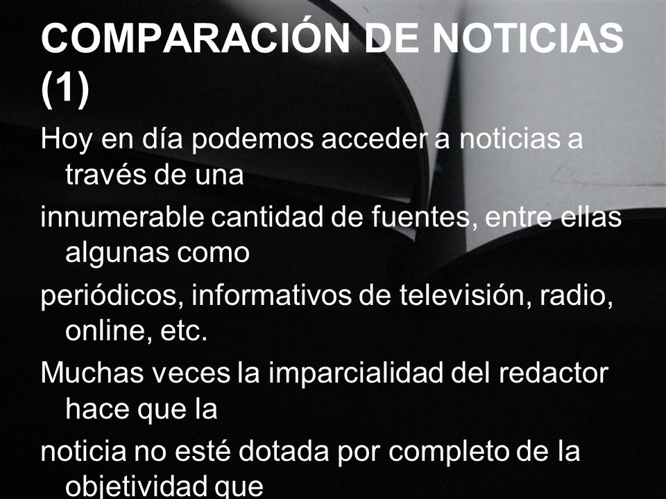 COMPARACIÓN DE NOTICIAS (1)