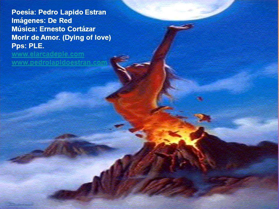 Poesía: Pedro Lapido Estran