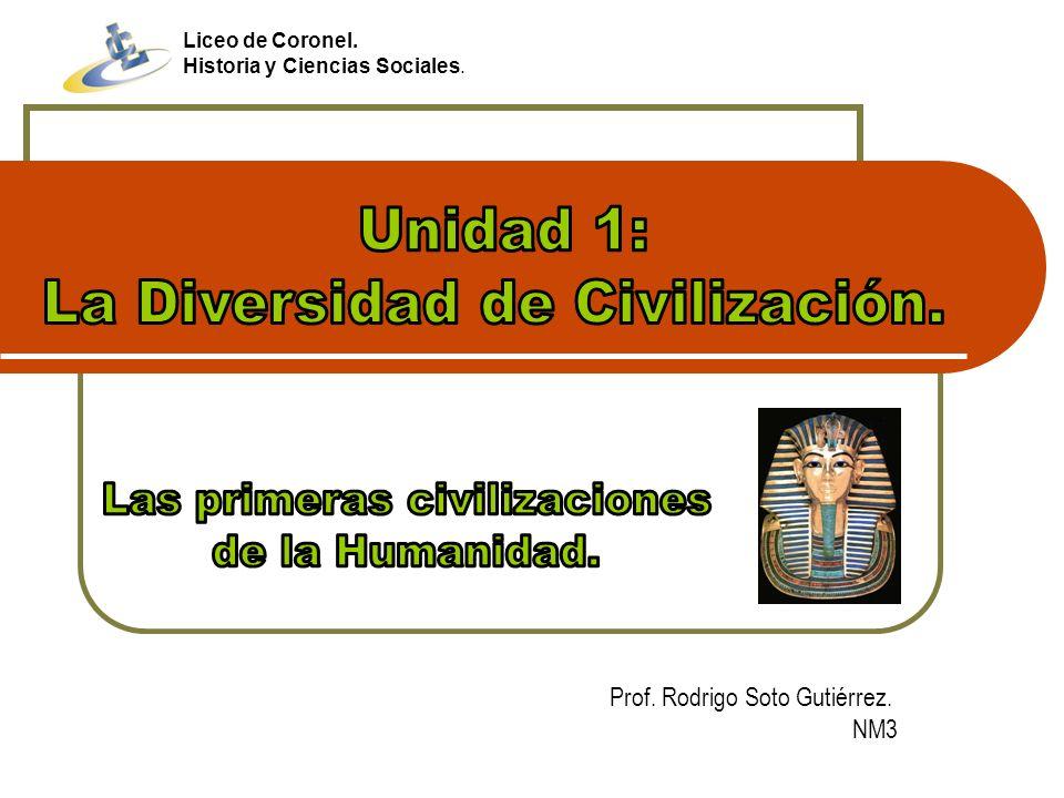 La Diversidad de Civilización.