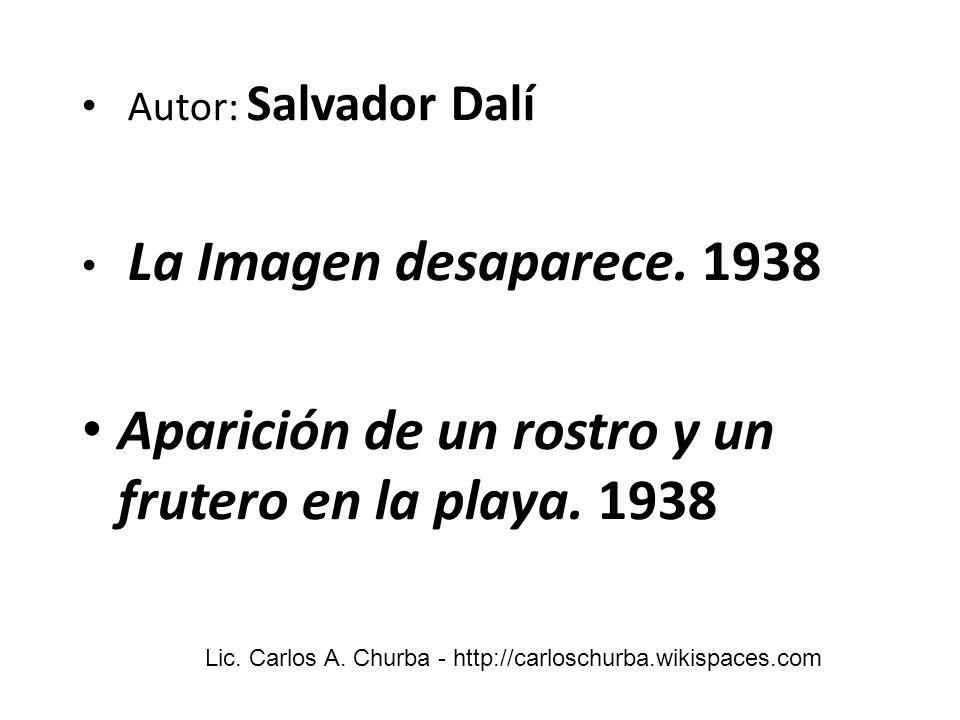 Lic. Carlos A. Churba - http://carloschurba.wikispaces.com