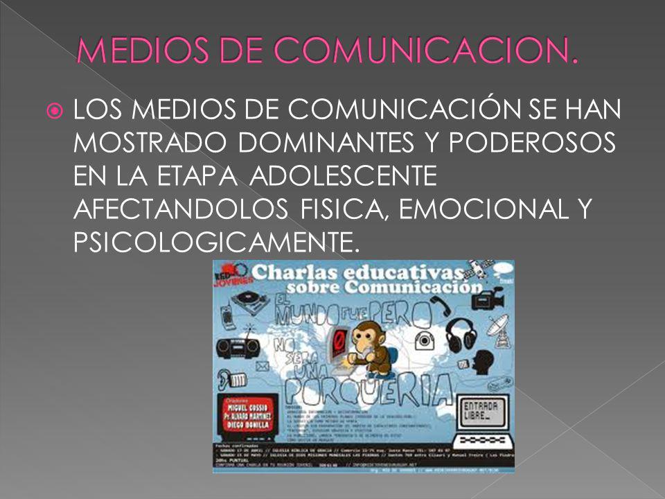 MEDIOS DE COMUNICACION.