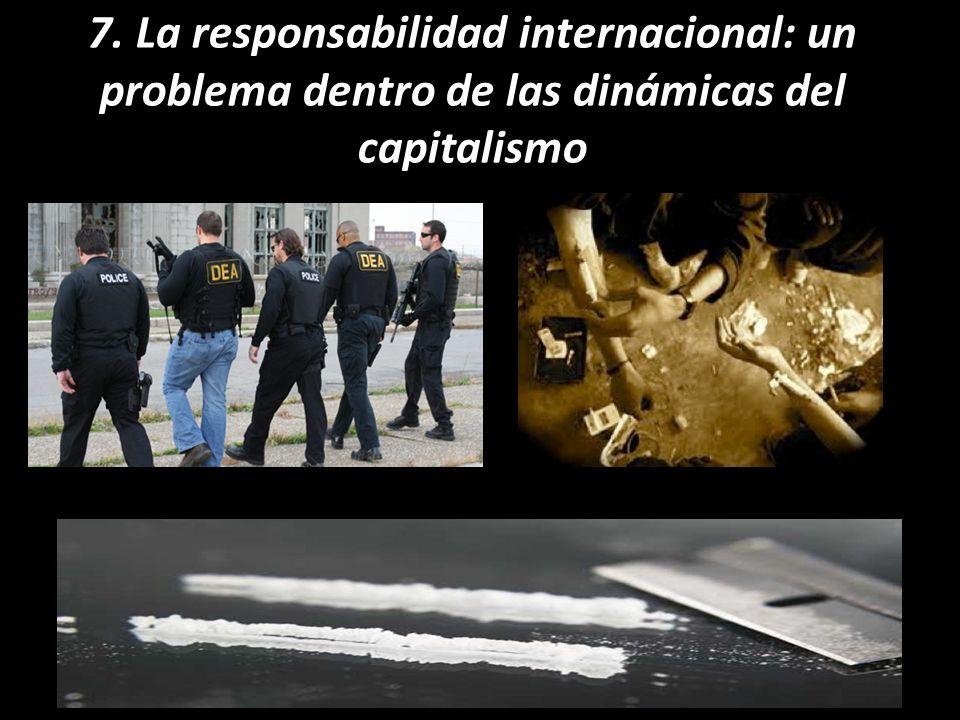 7. La responsabilidad internacional: un problema dentro de las dinámicas del capitalismo
