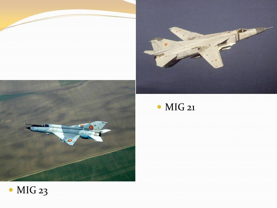MIG 21 MIG 23