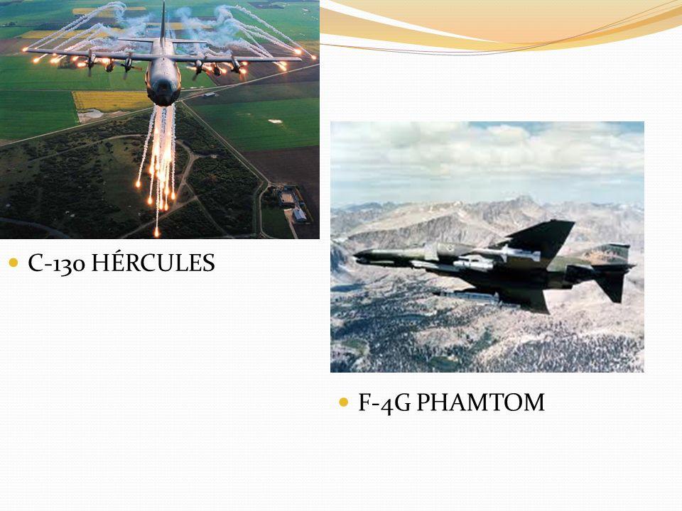 C-130 HÉRCULES F-4G PHAMTOM
