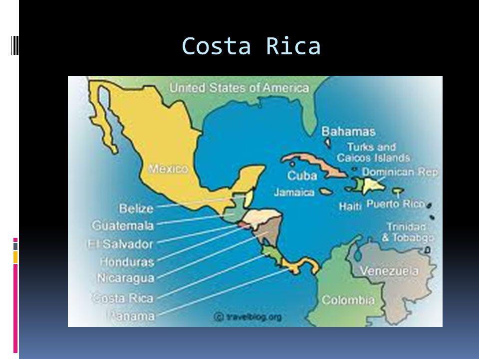 Costa Rica Miramos un video sobre Costa Rica