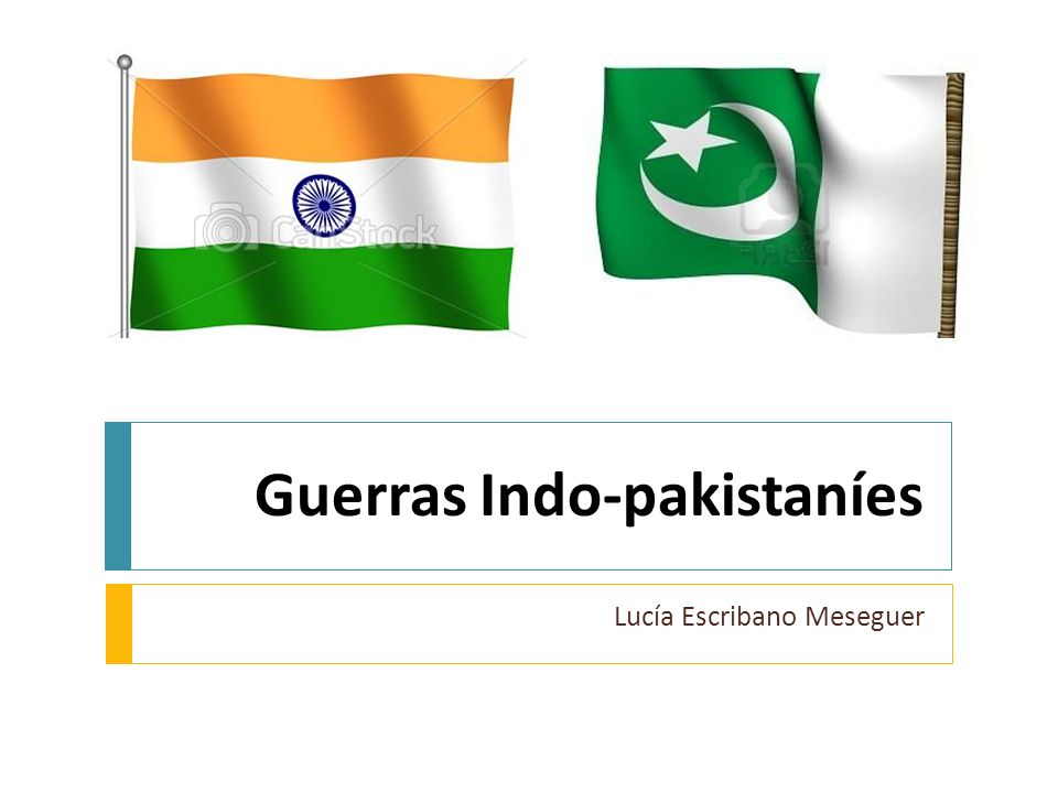 Guerras Indo-pakistaníes