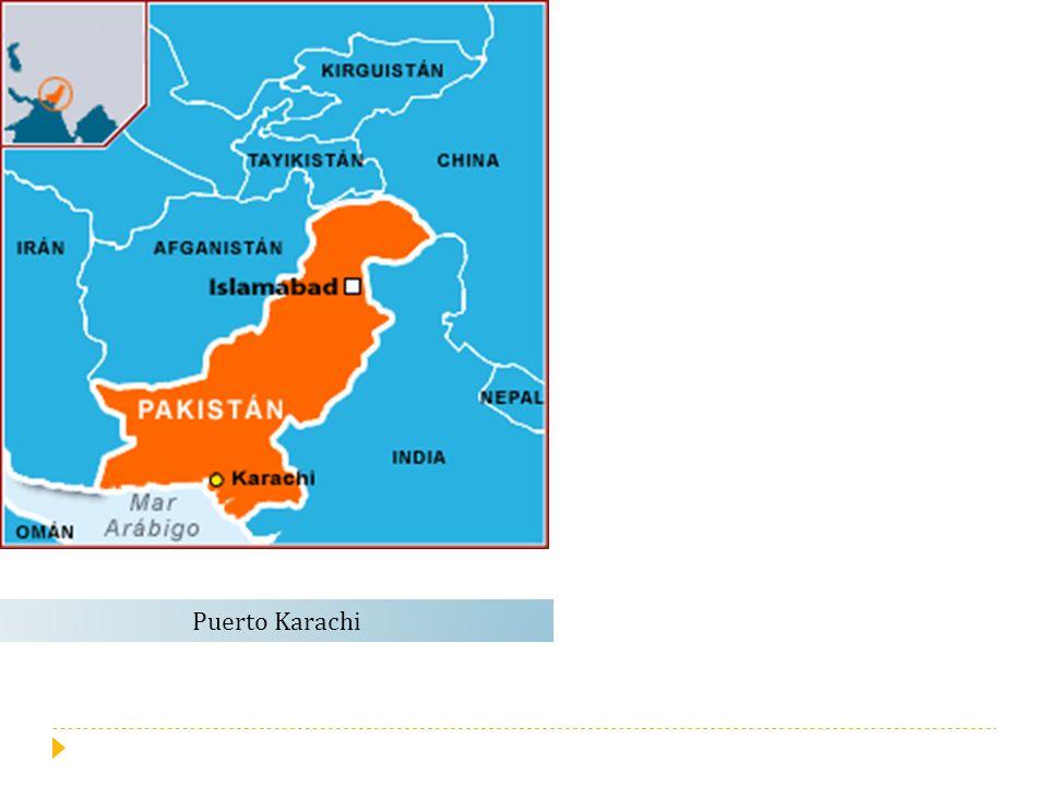Puerto Karachi