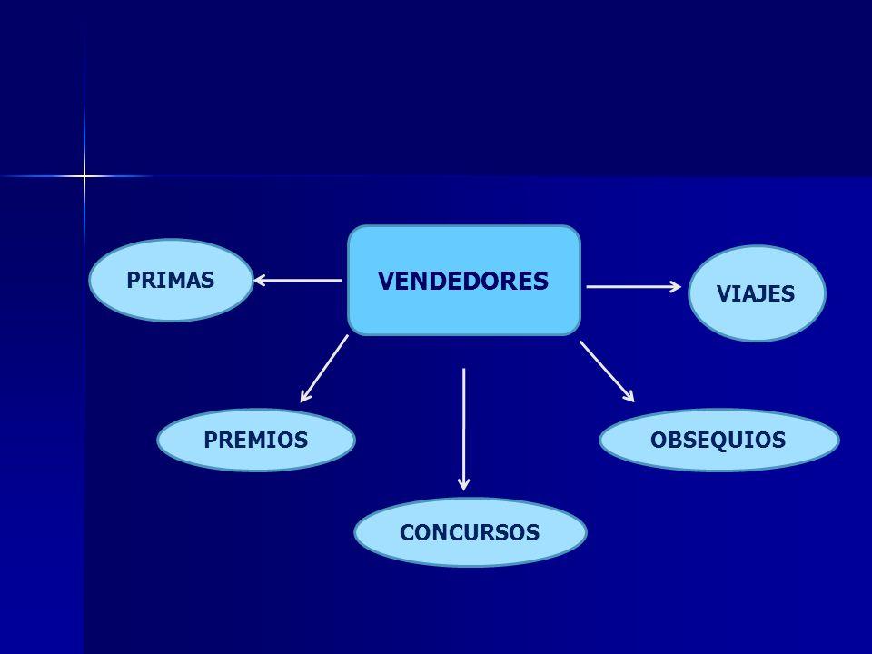 VENDEDORES PRIMAS VIAJES PREMIOS OBSEQUIOS CONCURSOS