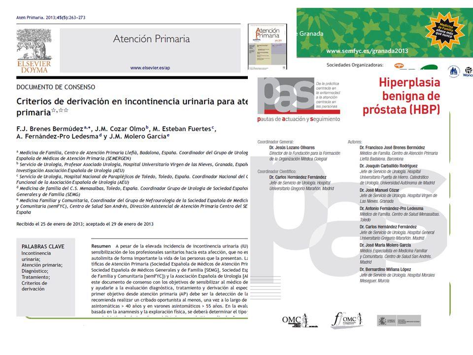 Publicaciones Proyectos Programa un día de avances en: DE y STUI-HBP