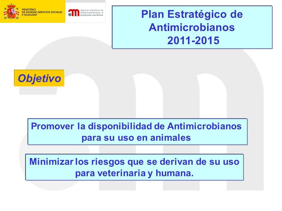 Plan Estratégico de Antimicrobianos 2011-2015