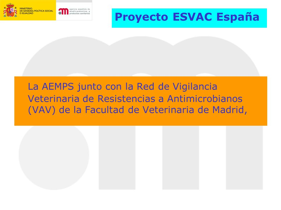 Proyecto ESVAC España