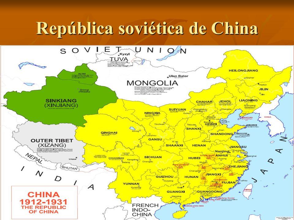 República soviética de China