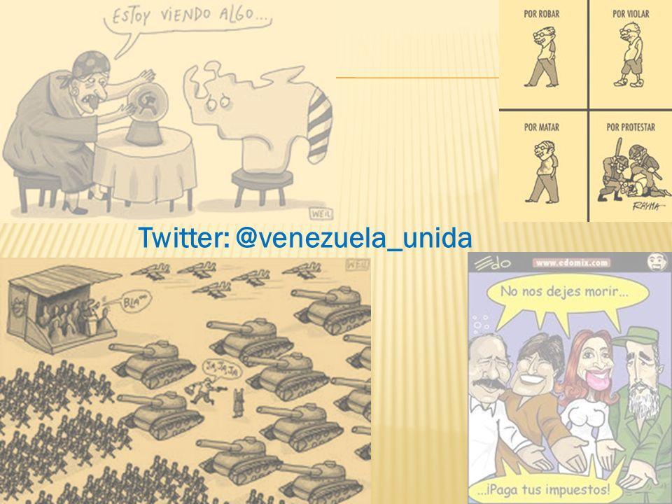 Twitter: @venezuela_unida