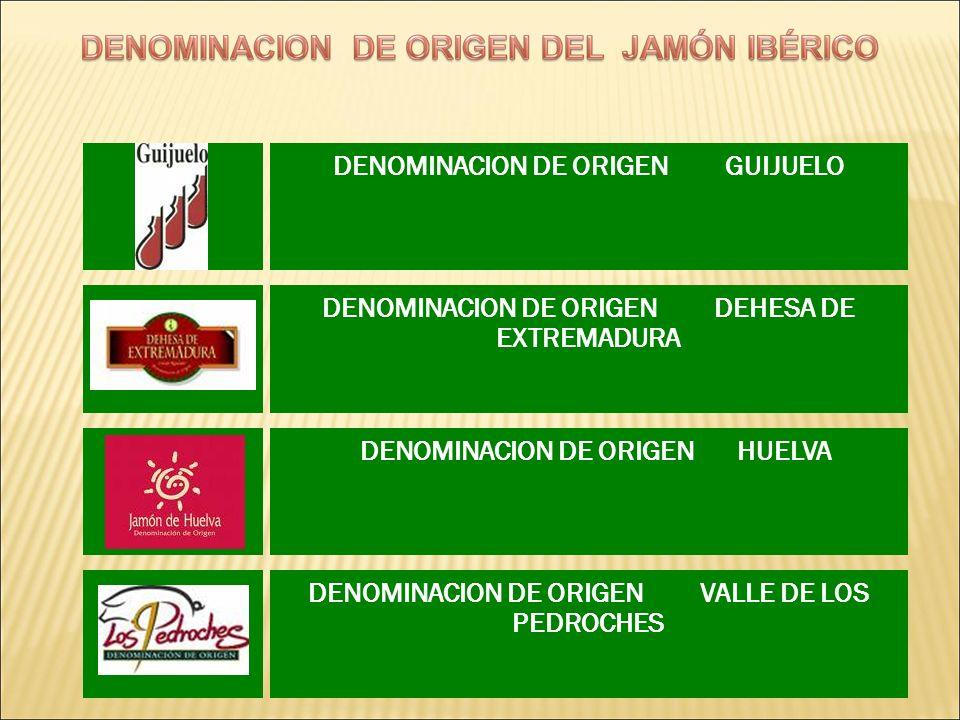 DENOMINACION DE ORIGEN GUIJUELO