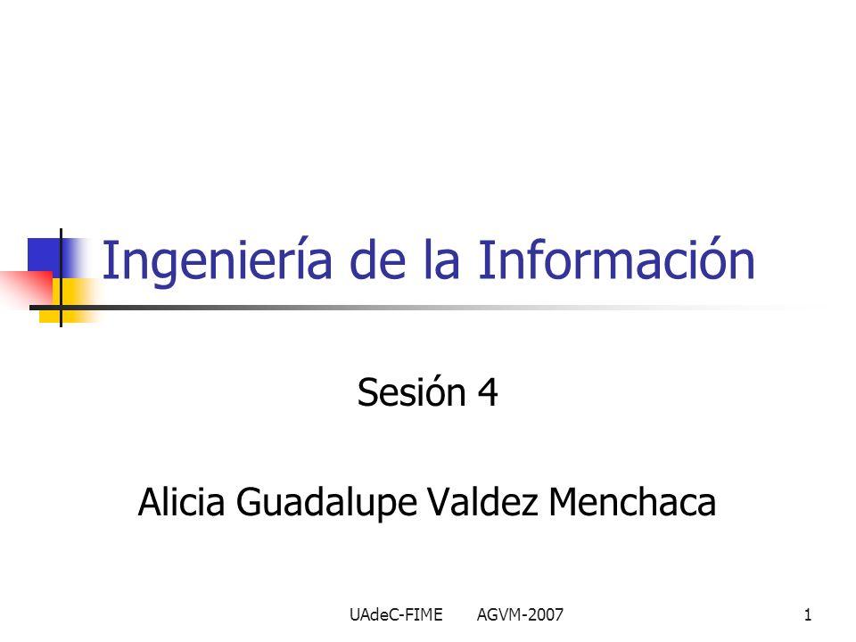 Ingeniería de la Información