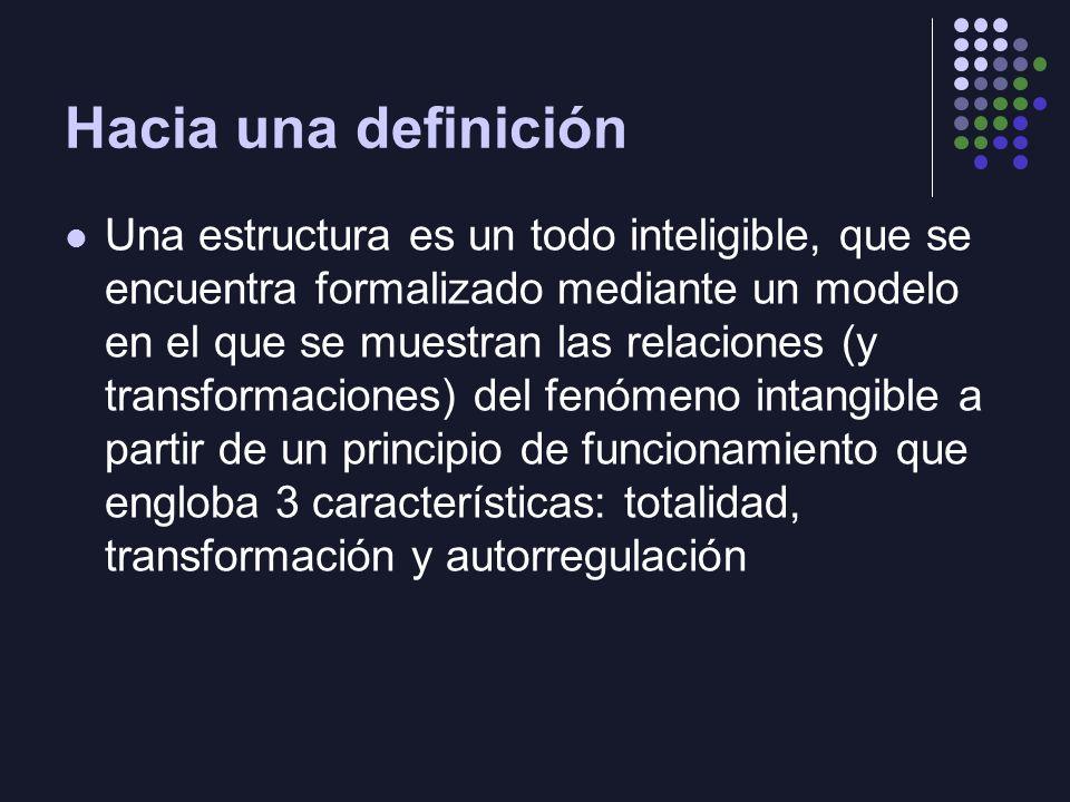 Hacia una definición