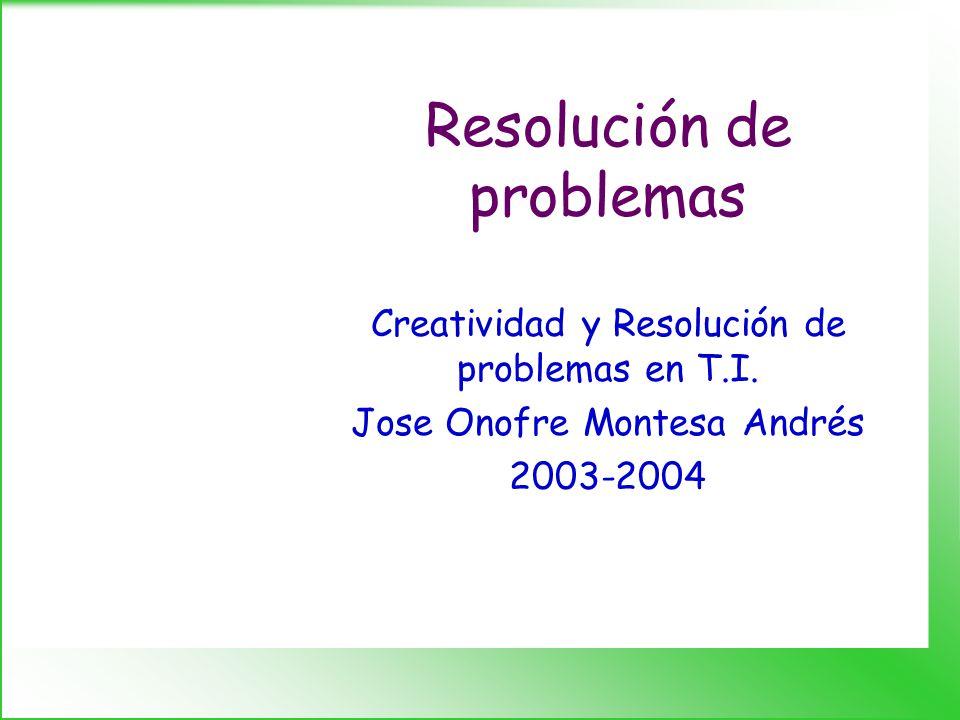 CRP-3-Resolución de problemas