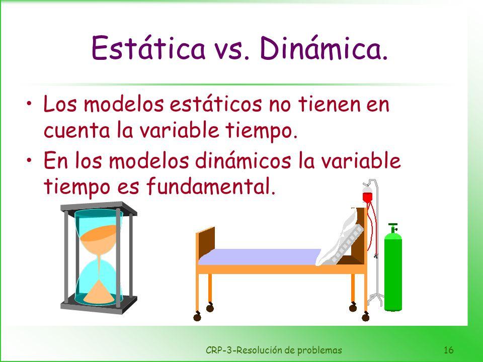 Determinista vs. Probabilística
