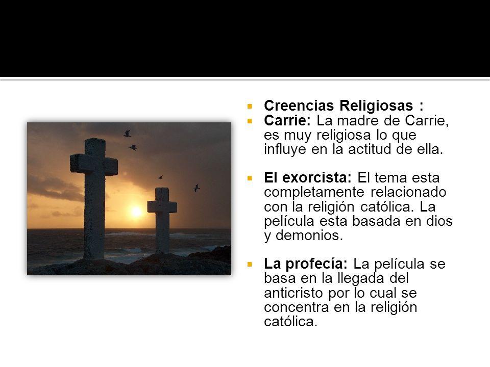 Creencias Religiosas :