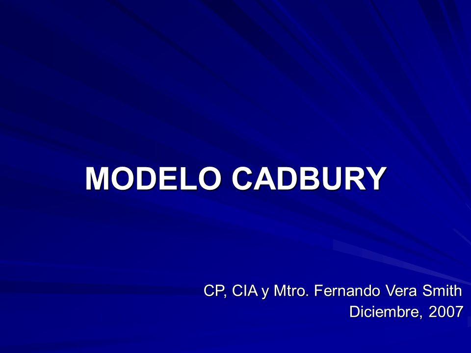 CP, CIA y Mtro. Fernando Vera Smith