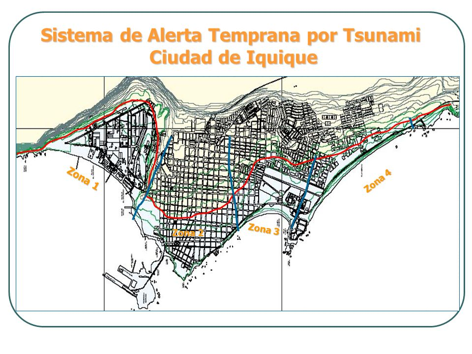 Sistema de Alerta Temprana por Tsunami
