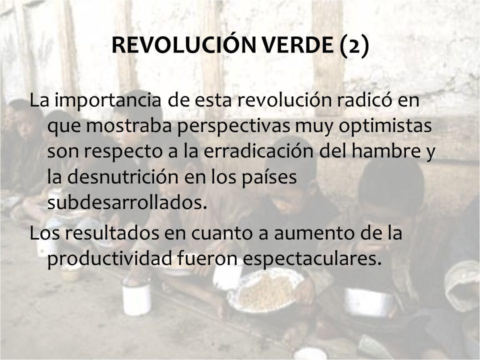 REVOLUCIÓN VERDE (2)