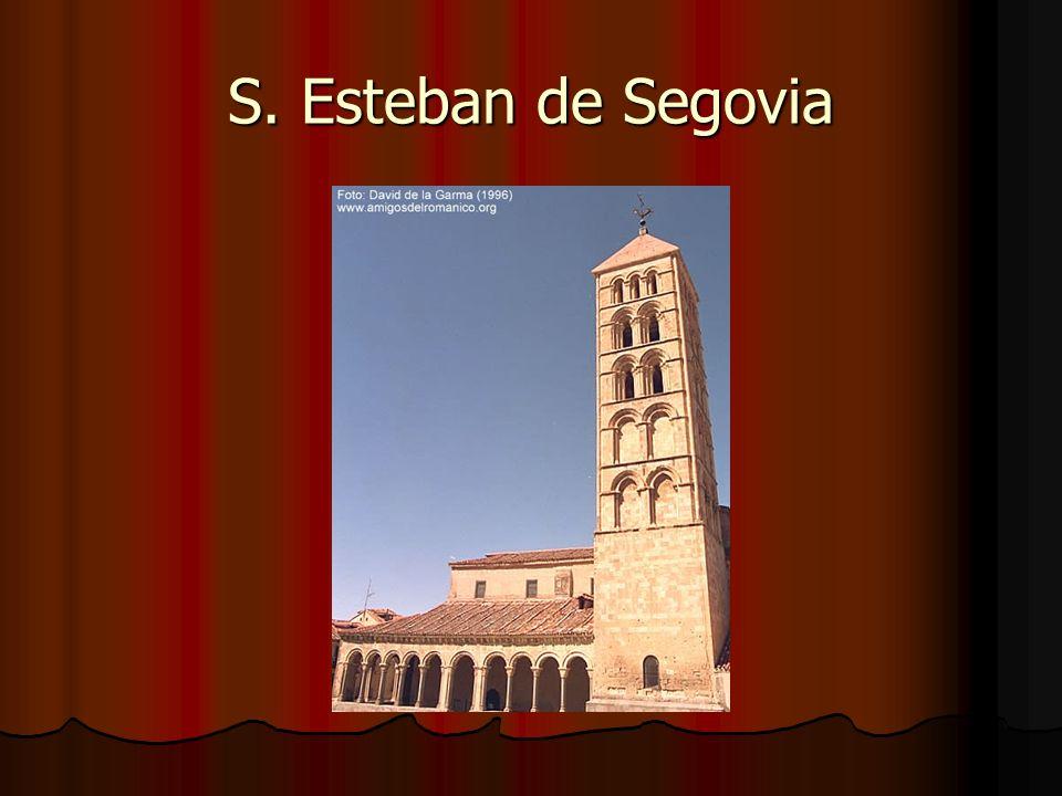 S. Esteban de Segovia