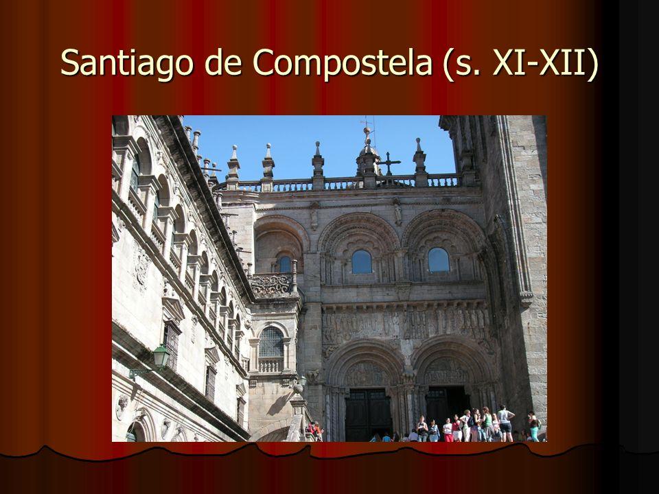 Santiago de Compostela (s. XI-XII)