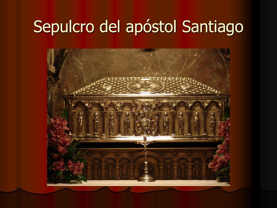 Sepulcro del apóstol Santiago