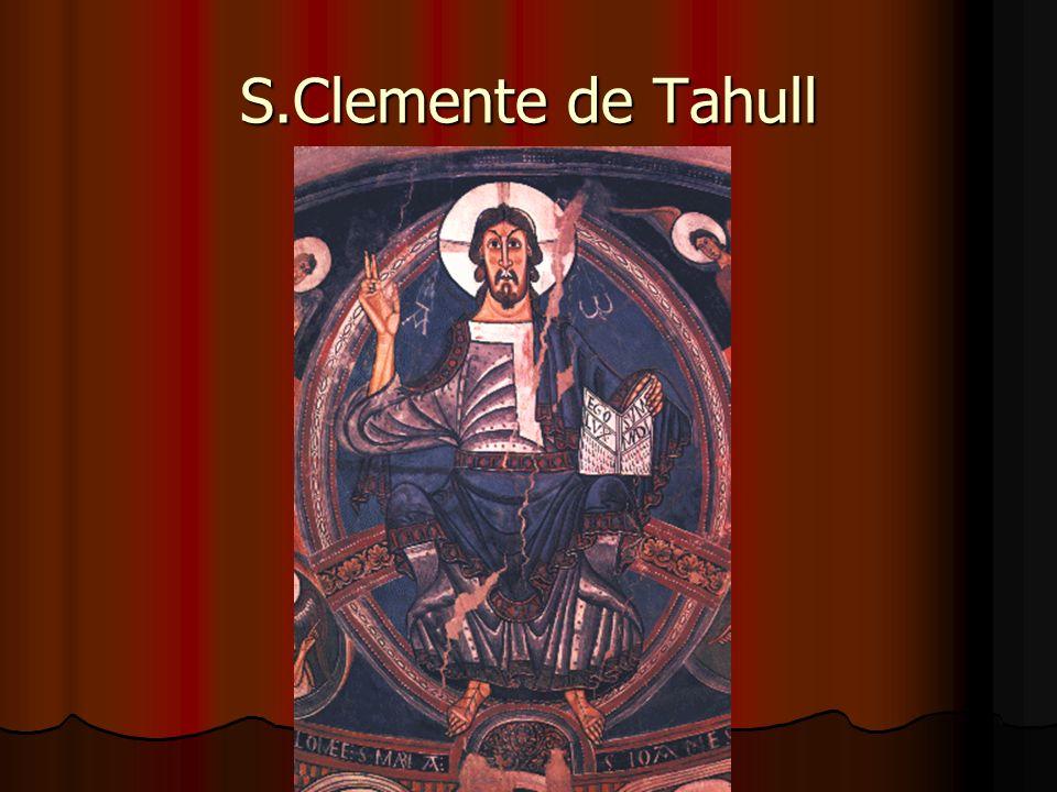 S.Clemente de Tahull