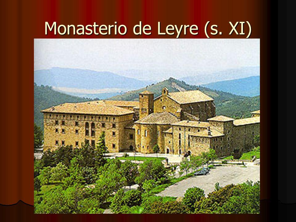 Monasterio de Leyre (s. XI)