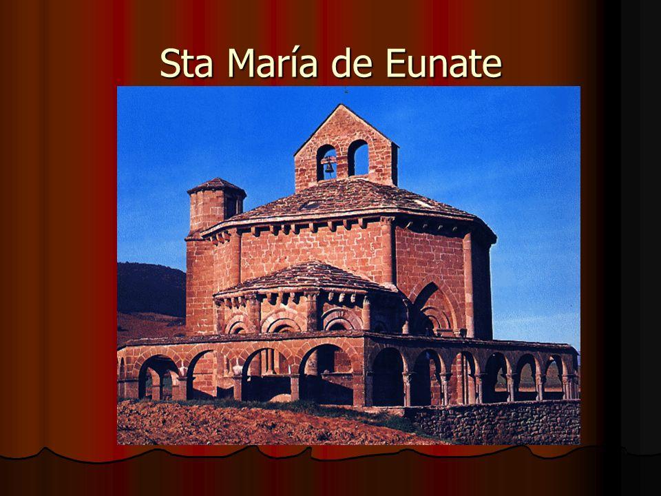 Sta María de Eunate