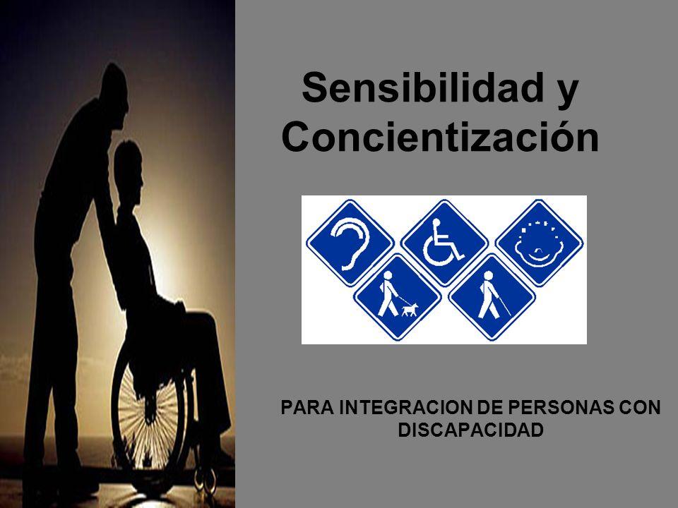 Sensibilidad y Concientización