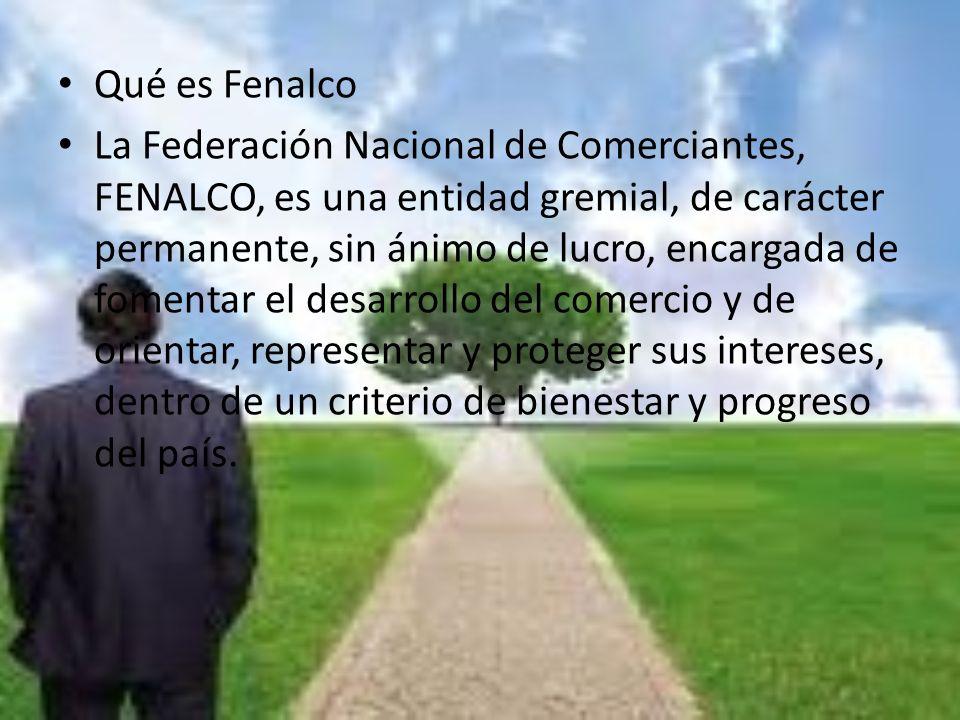 Qué es Fenalco