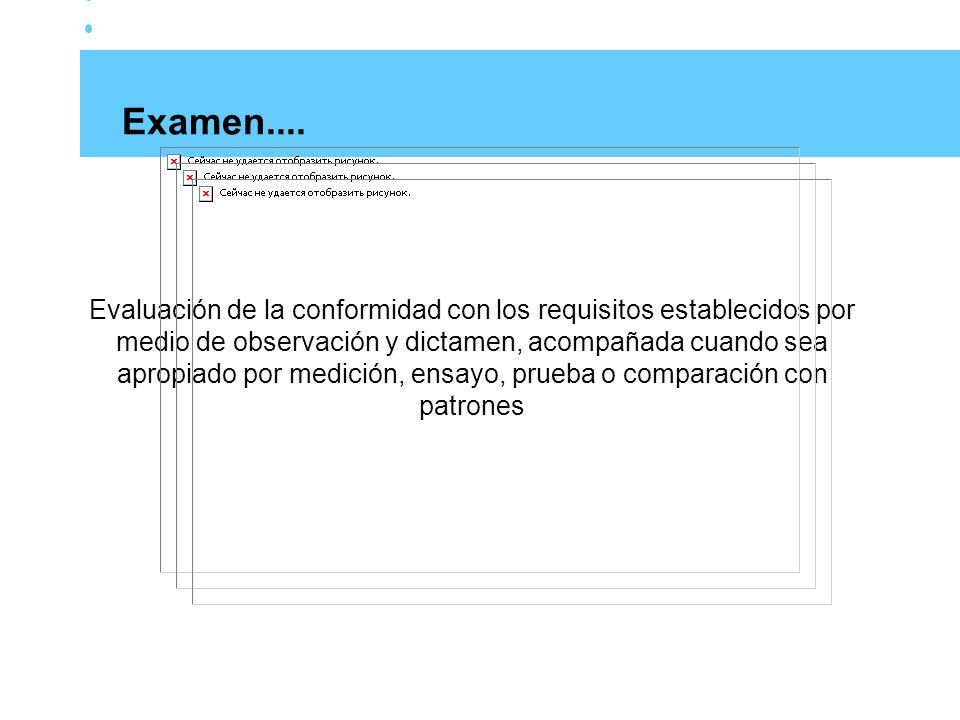 Examen....