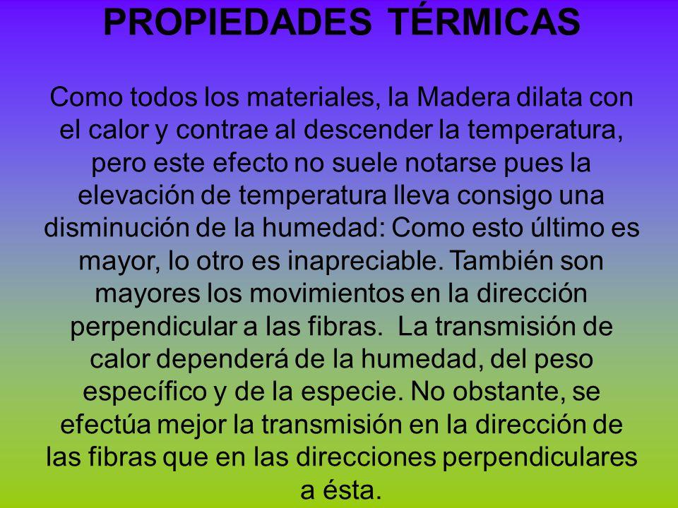 PROPIEDADES TÉRMICAS