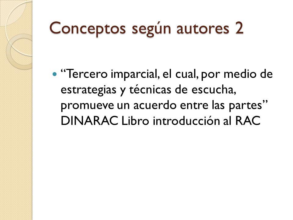 Conceptos según autores 2