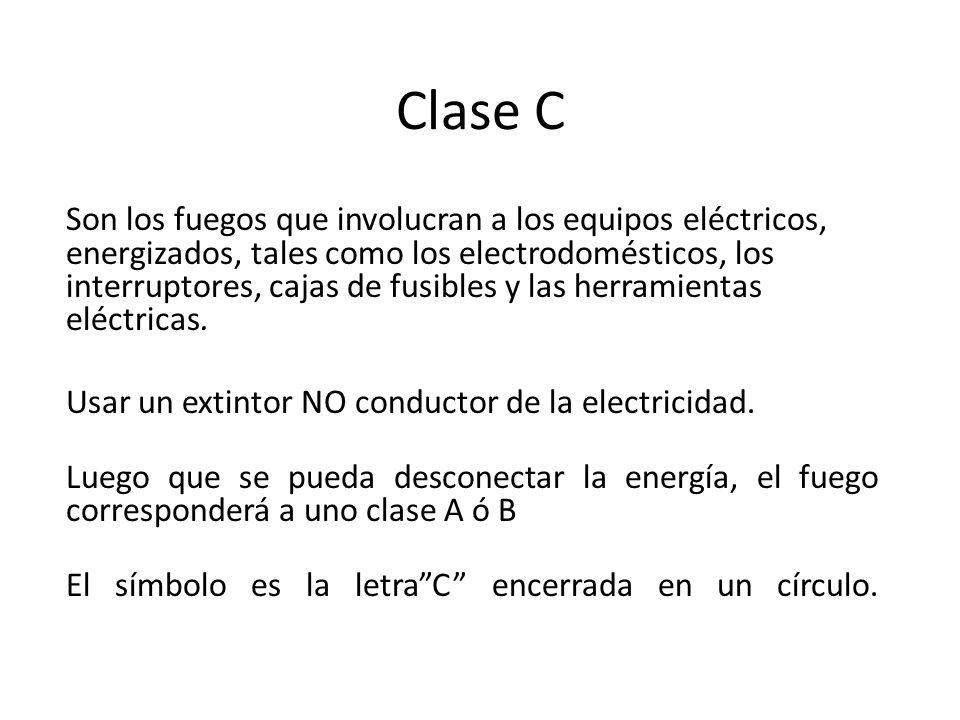 Clase C