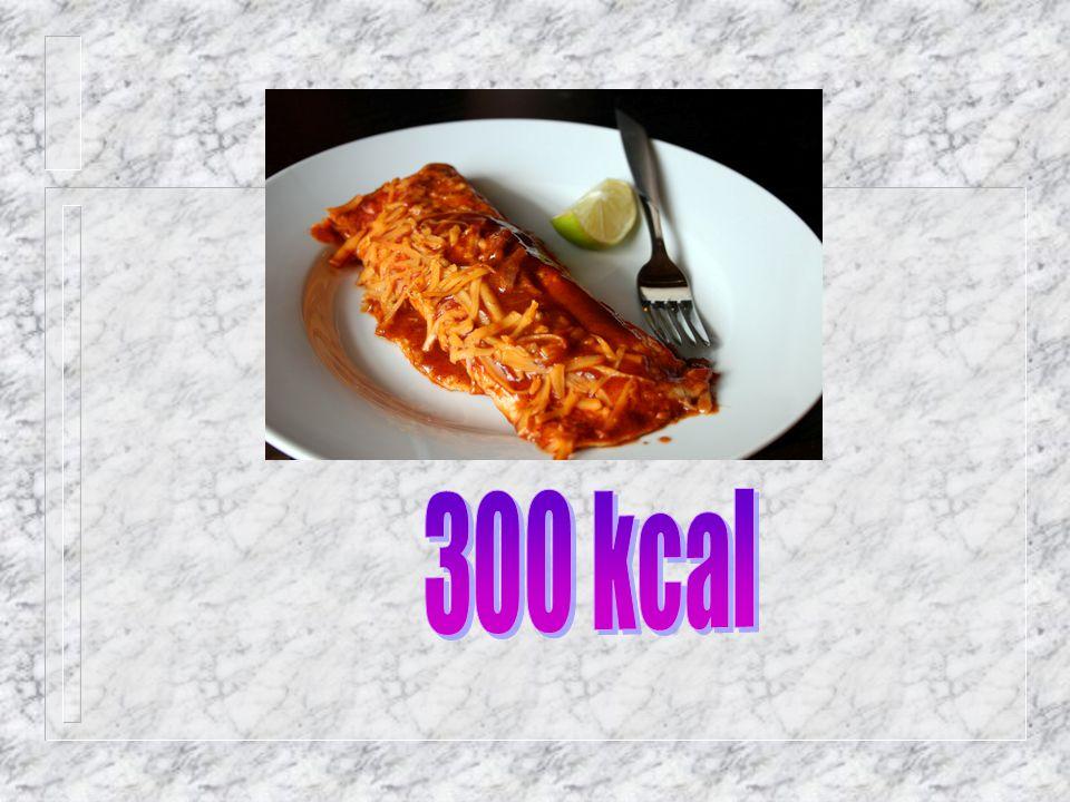 300 kcal
