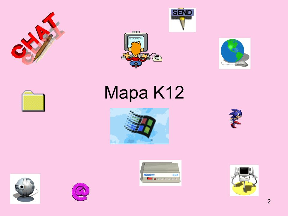 Mapa K12