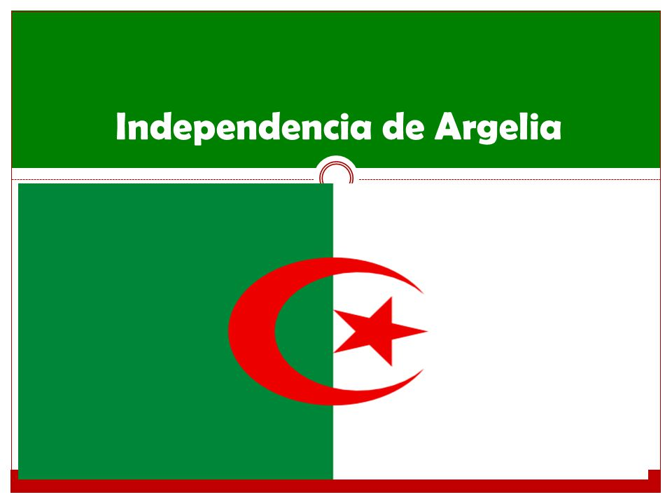 Independencia de Argelia
